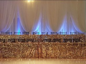 I Do Events backdrops