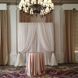 IDo Draping & Backdrops
